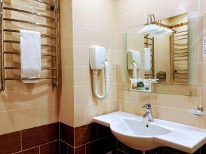 Ванная комната в Отель Профит