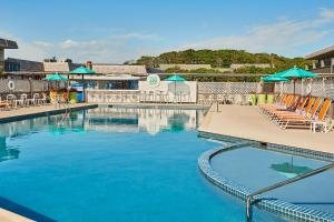 The swimming pool at or near Harbor Hotel Provincetown