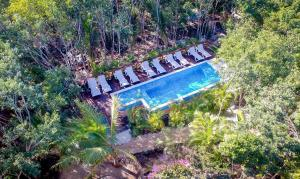 A bird's-eye view of Joy Tulum - Adults Only.