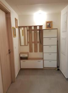 Ванная комната в Apartmány Nové Butovice