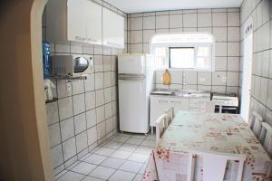 Una cocina o zona de cocina en Apartamento Central