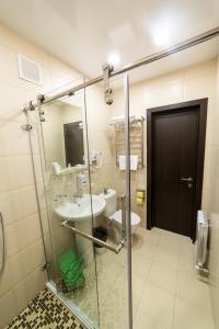 Ванная комната в Гостевой дом Елена на улице Шмидта