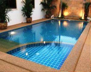 The swimming pool at or near Katanoi Resort