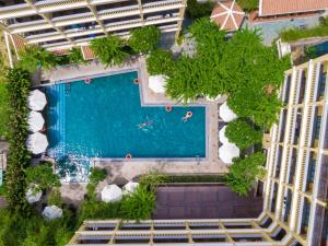 A view of the pool at Hoi An Central Boutique Hotel & Spa (Little Hoi An Central Boutique Hotel & Spa) or nearby