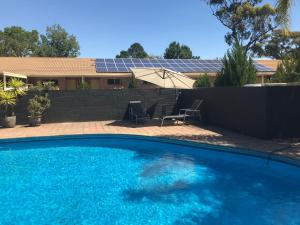 The swimming pool at or near Nagambie Motor Inn and Conference Centre