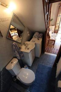 Ένα μπάνιο στο Traditional studio