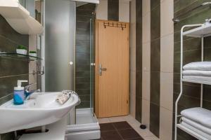 Koupelna v ubytování Dreams of Bol Apartment
