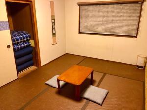 Coin salon dans l'établissement K's House Hiroshima - Backpackers Hostel