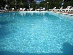 The swimming pool at or near Phivos Hotel