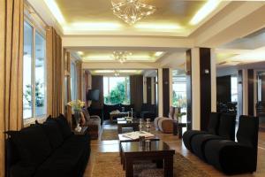 Hall ou réception de l'établissement Galaxy Design Hotel