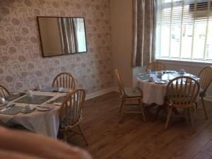 A restaurant or other place to eat at Netherby House