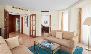 Zona de estar de Living Hotel Großer Kurfürst