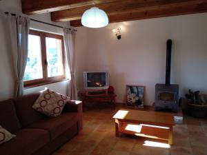 Zona de estar de The Marshall House