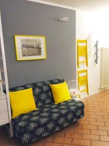 Area soggiorno di Guest House Ferrara