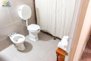 Un baño de Mini Hostería Termas de Fiambala