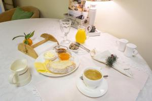 Завтрак для гостей Мини-Отель Albergo