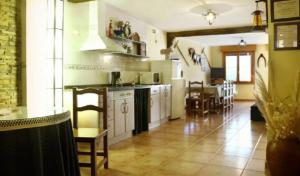A kitchen or kitchenette at Casa Jacobea
