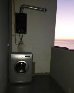 A bathroom at Kobaladze Street