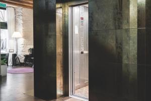 Łazienka w obiekcie Vanilla Hotel