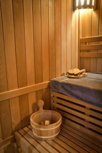 Spa and/or other wellness facilities at Den Bustel