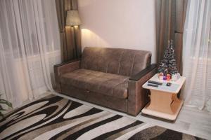 Гостиная зона в Апартаменты на Карла Маркса 216 а
