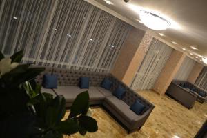Гостиная зона в Мотель БИБА