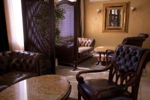 Гостиная зона в Гранд-отель Classic