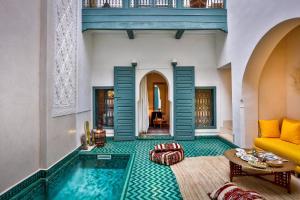 Der Swimmingpool an oder in der Nähe von Hotel & Spa Dar Baraka & Karam