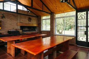 Una cocina o kitchenette en Cerro Molinos