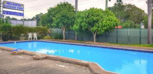 The swimming pool at or near Bellhaven Park