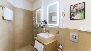 Ein Badezimmer in der Unterkunft Stay! Hotel Boardinghouse