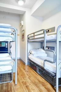 Letto o letti a castello in una camera di St Christopher's Inn Shepherd's Bush