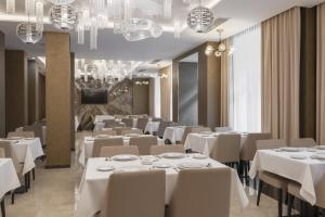 Restaurace v ubytování Hotel Ulrika