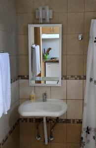 Ein Badezimmer in der Unterkunft Niriides Studios and Apartments