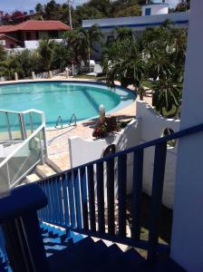 Uma vista da piscina em Il Mondo Di Sofia ou nos arredores