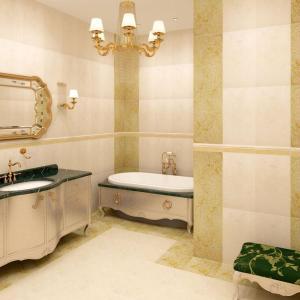 Ванная комната в Отель Митос