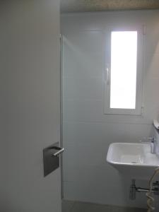 Ванная комната в Hotel Lo Monte