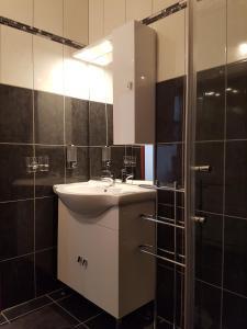 Ein Badezimmer in der Unterkunft Sunny Studio for Two!