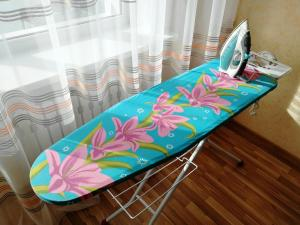Кровать или кровати в номере Seroglazka
