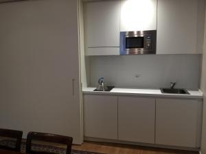 Cucina o angolo cottura di La Casa di Paola