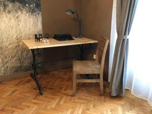 A cozinha ou cozinha compacta de Poet Pastior Residence