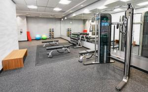The fitness center and/or fitness facilities at Fairfield Inn & Suites by Marriott Ottawa Airport