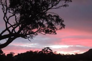 The sunrise or sunset as seen from the bed & breakfast or nearby