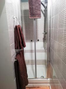 A bathroom at La Magie des Rêves