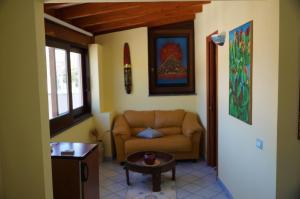 Area soggiorno di Casa Matarazzo