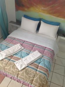 Krevet ili kreveti u jedinici u okviru objekta Panorama