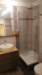 Koupelna v ubytování Hannover at Home - Beautiful apartment in Zooviertel