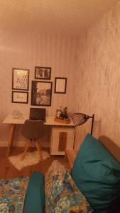 Posezení v ubytování Hannover at Home - Beautiful apartment in Zooviertel