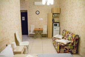 Гостиная зона в Bolshaya Morskaya 7