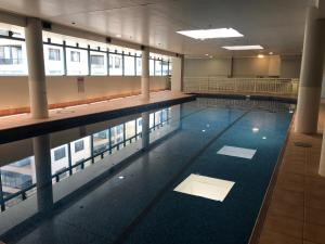 The swimming pool at or near Lovely CBD Studio next to Central , Haymarket, Chinatown